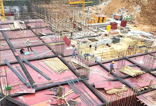 武汉建筑模板工程