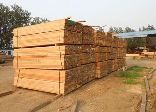 武汉建筑木方厂家直销